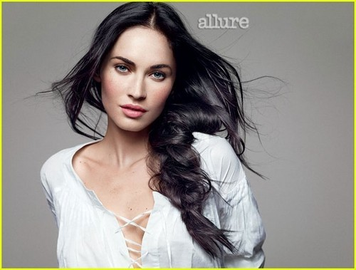 Megan vos, fox Covers ALLURE June 2010