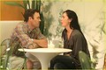 Megan Fox: Pinkberry Party with Brian Austin Green!