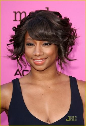 Monique Coleman is Jay Godfrey Gorgeous
