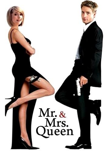 Mr. & Mrs.Queen