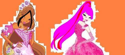 Musera and Izzy!