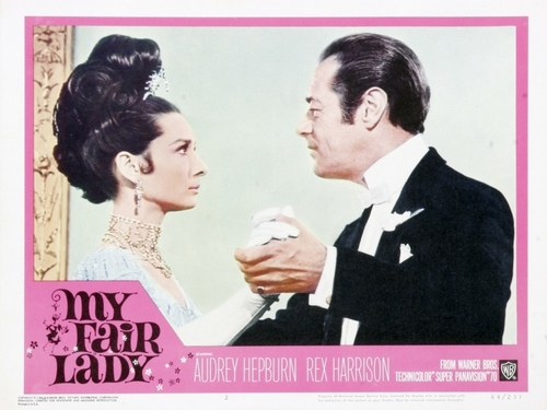 My Fair Lady - audrey-hepburn Wallpaper