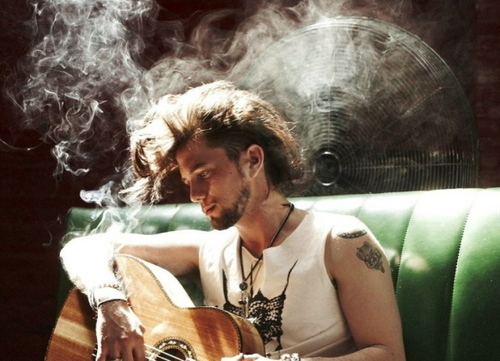New Smoking Hot Photoshoot of Jackson Rathbone
