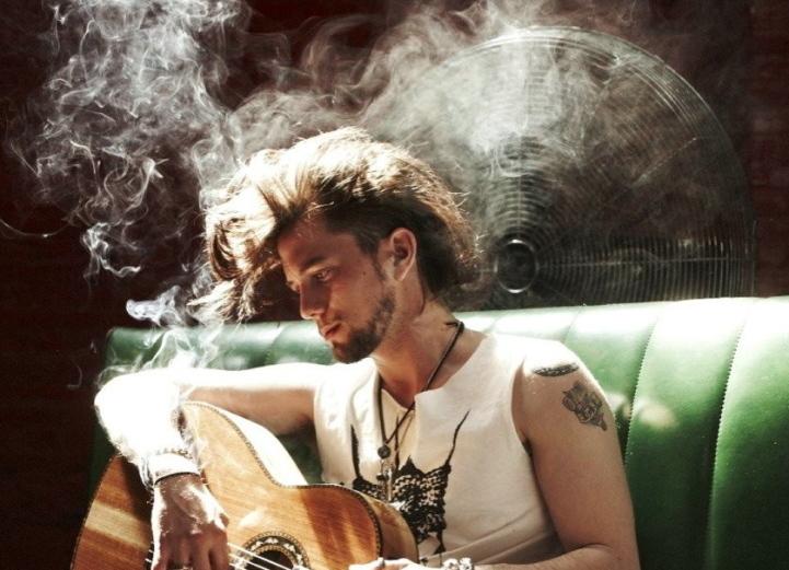 New Smoking Hot Photoshoot of Jackson Rathbone