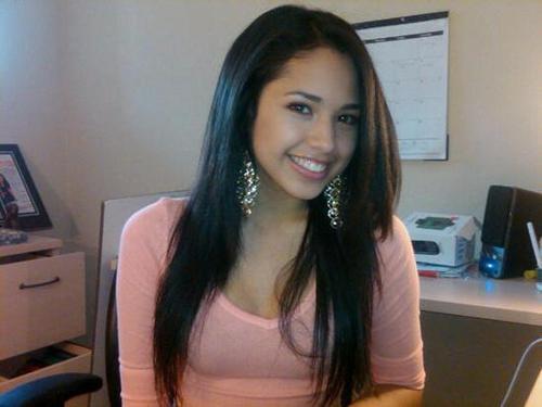 Jasmine Villegas wallpaper called New Twitter Photo!