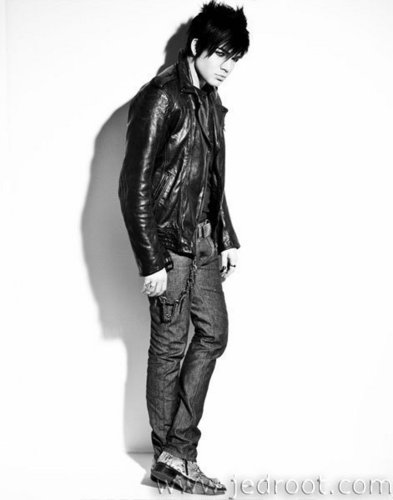 New adam photoshoot