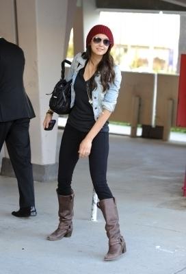 Nina @ LAX