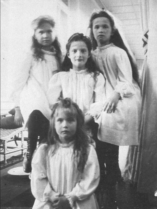 The Romanovs images OTMA wallpaper and background photos