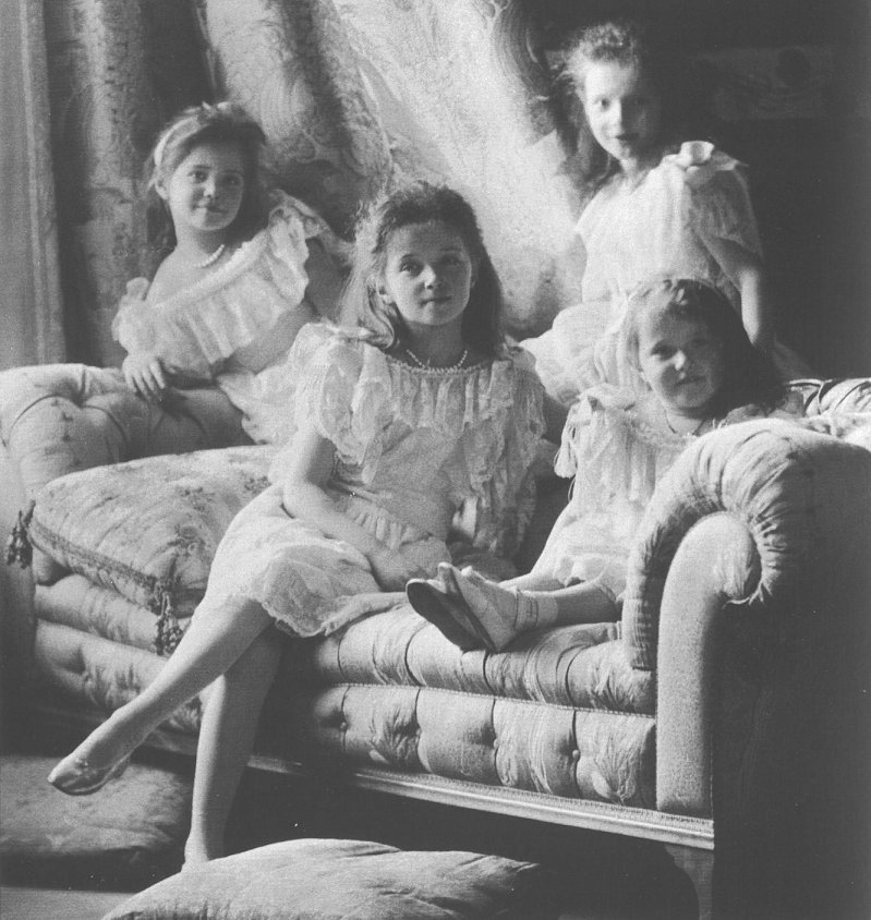 The Romanovs images OTMA HD wallpaper and background photos
