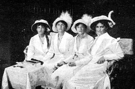 The Romanovs images OTMA wallp...