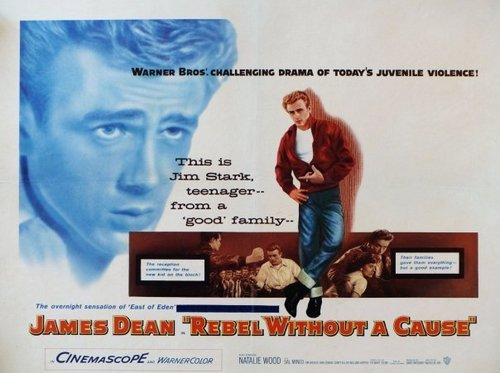 Original Posters - rebel-without-a-cause Photo