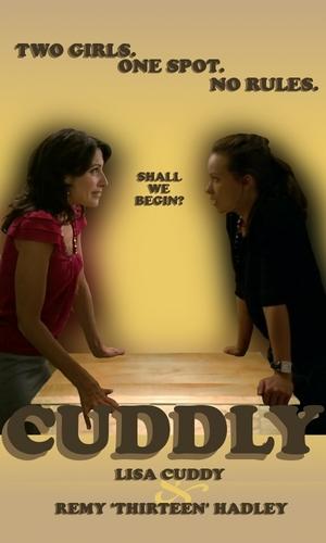 PIMP-A-SPOT: Cuddly spot poster