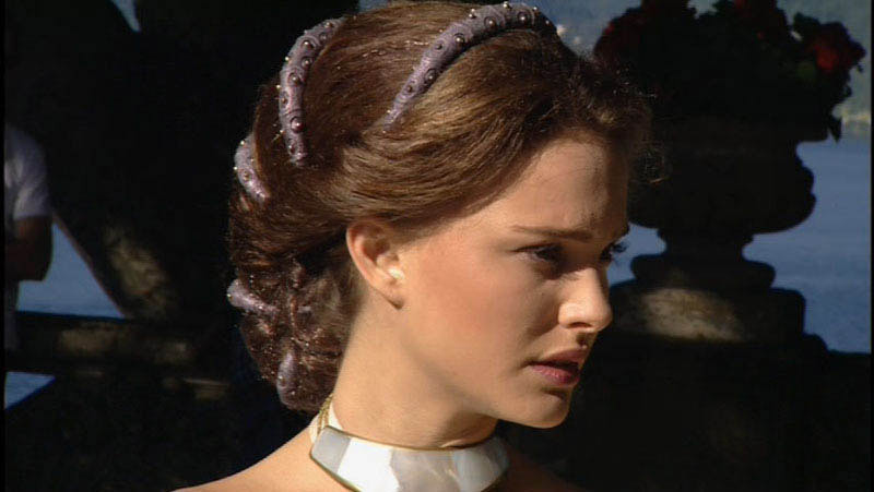 party hairstyles for medium length hair : Wars Padme Hairstyles Related Keywords & Suggestions - Star Wars Padme ...