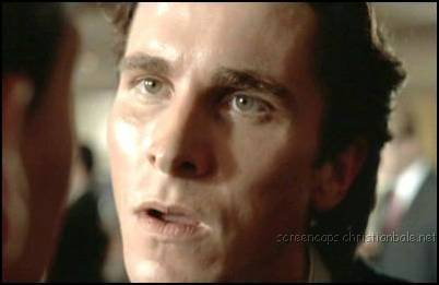 Pat Bateman - christian-bale Screencap
