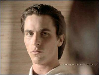 Patrick Bateman - american-psycho Screencap