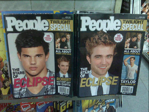 People Magazine 'Eclipse' Special Editions