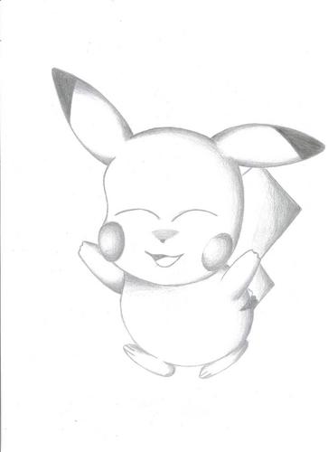 Pikachu! XD