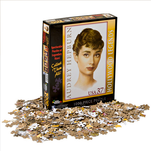 Postage Stamp Jigsaw Puzzles
