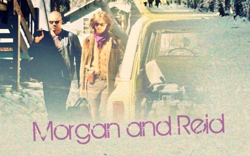 Reid and मॉर्गन
