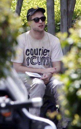 Rob in LA