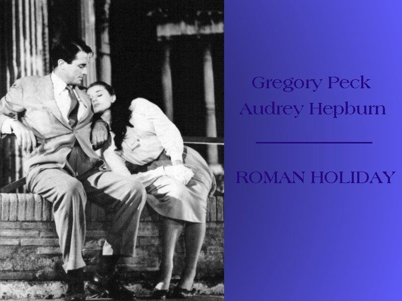 Roman Holiday - Audrey Hepburn Wallpaper (12262779) - Fanpop