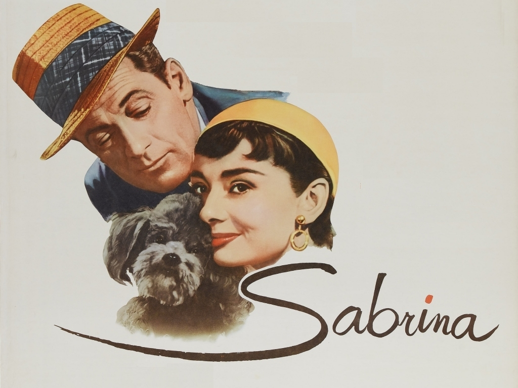 Audrey Hepburn Sabrina Movie