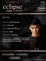 Seth Eclipse pic - twilight-series photo
