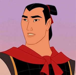 Disney Prince wallpaper called Shang