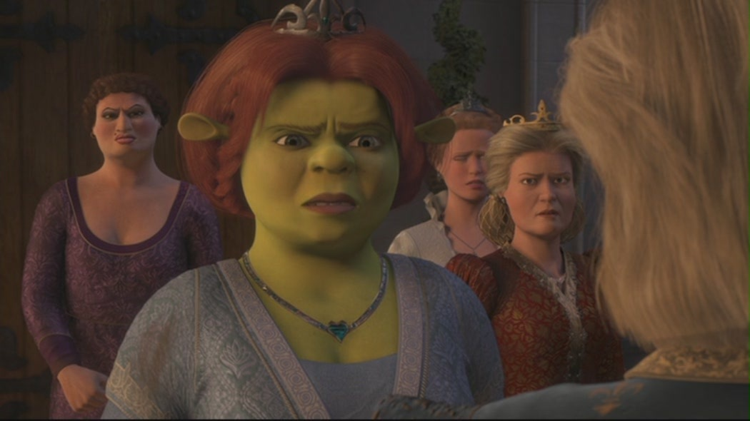 Shrek Shrek the ThirdShrek 3 Human
