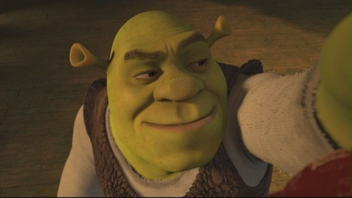 Shrek the Third - shrek Screencap