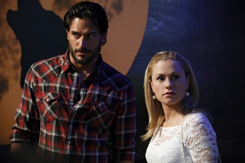 Sookie and Alcide wallpaper titled Sookie and Alcide
