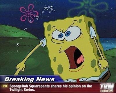 Spongebob On Twilight