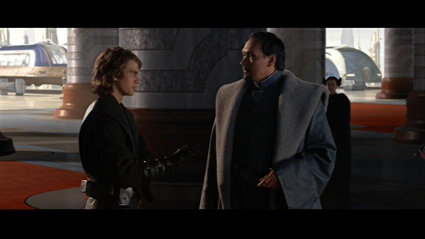 Star Sterne Wars Revenge Of The Sith Anakin Padme Screencap The Skywalker Family Image 12242669 Fanpop