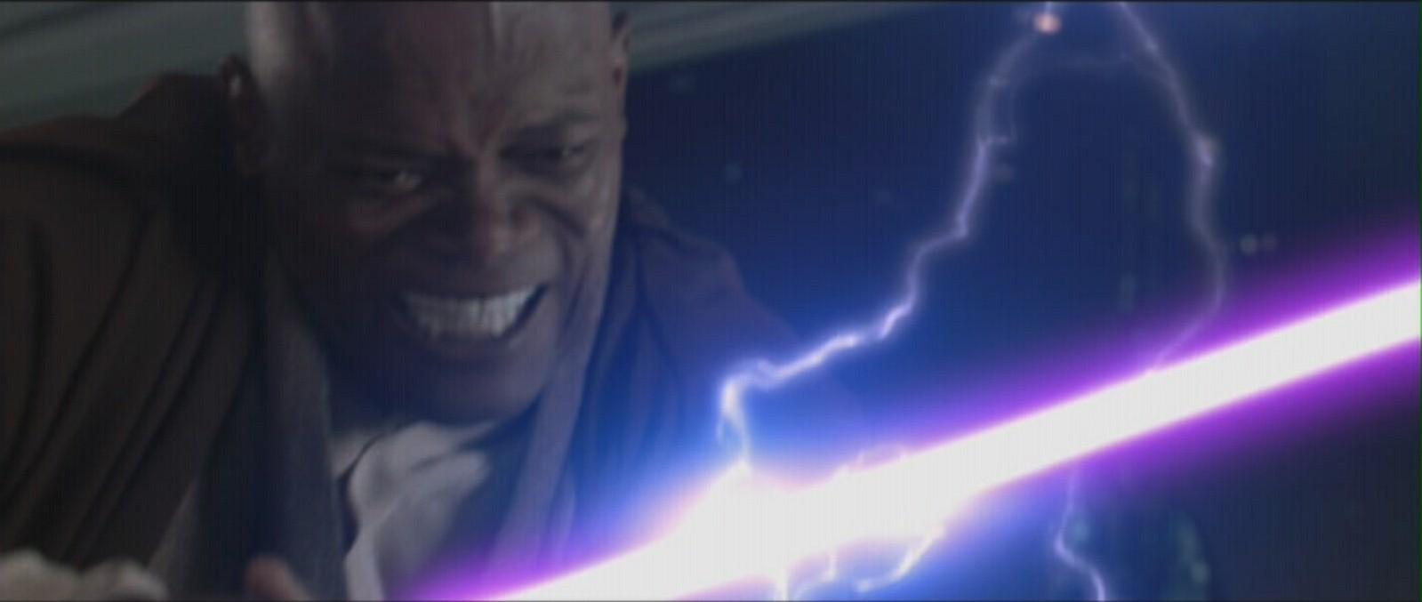 Etoile Star Wars Revenge Of The Sith Mace Windu Image 12231278 Fanpop