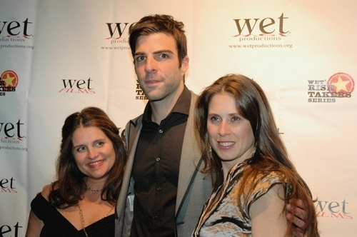 Stars Give Любовь - A Very Special Benefit For WET's 11th Season