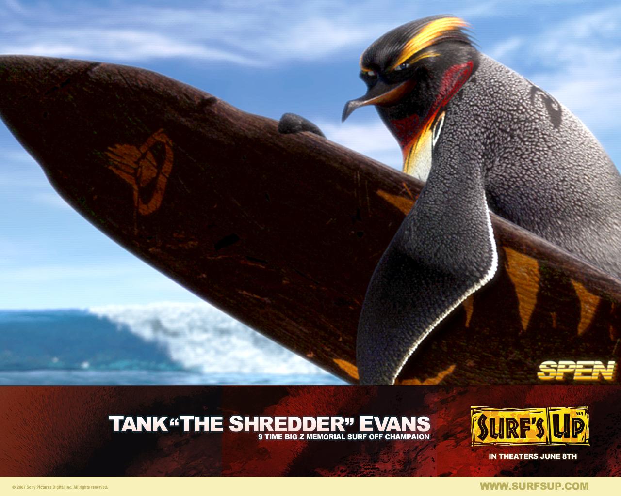 Tank Surf S Up Wallpaper 12227421 Fanpop
