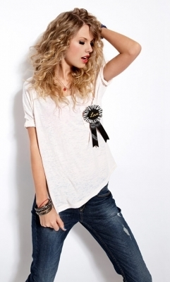 Taylor Swift photoshoot