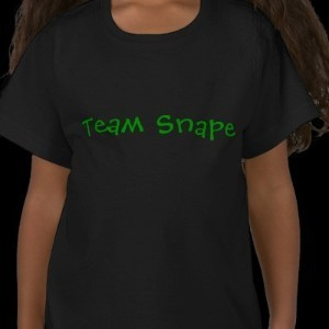 Team Snape T-Shirt