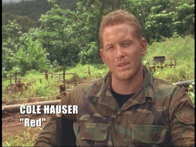 Tears of the Sun - Interview - Cole Hauser Image (12211970 ...