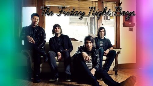 The Friday night boys hình nền