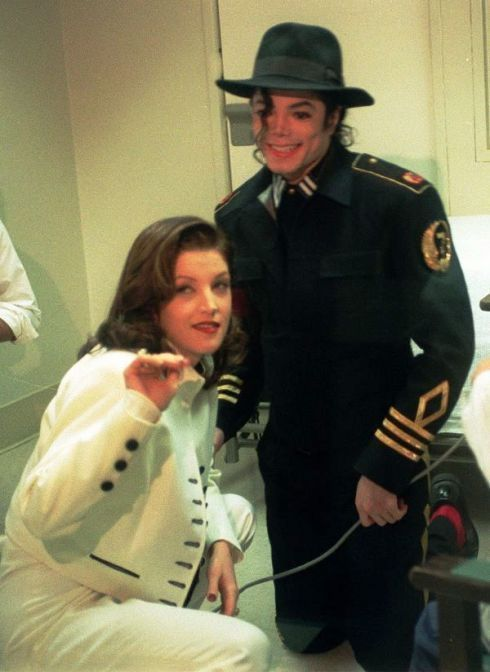 The King of Pop !!
