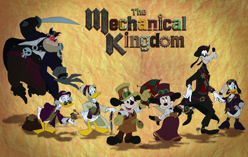 The Mechanical Kingdom