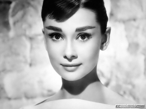 filmes clássicos wallpaper called Audrey <3