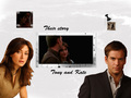 ncis - Tony and Kate wallpaper