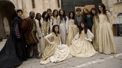 Vampires of Venice ~ Behind the Scenes