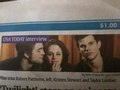 Very cute picture of Rob, Kristen and Taylor on USA Today - twilight-series photo