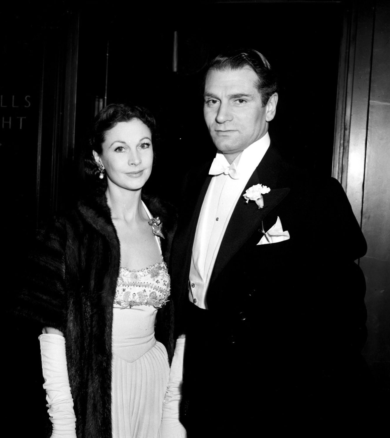 Vivien Leigh and Laurence Olivier - Vivien Leigh Photo ...