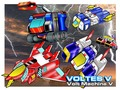 Volt machine V 02 - voltes-v fan art