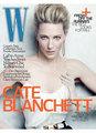 W magazine - cate-blanchett photo