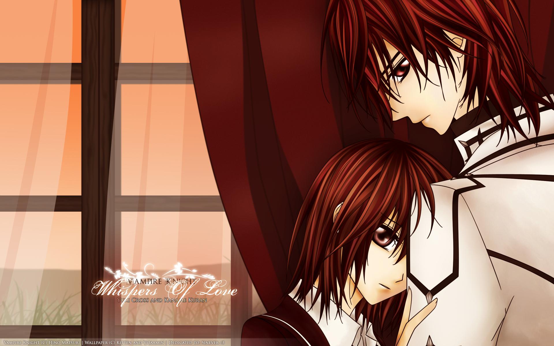 vampire knight yuki and kaname relationship